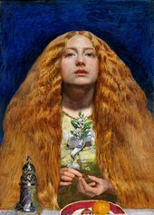 John Everett Millais The Bridesmaid 1851