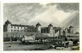 Millbank Penitentiary, the prison that formerly sat on what is now the site of Tate Britain
