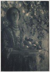 Minna Keene Decorative Study 1906