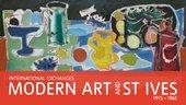 International Exchanges: Modern Art & St Ives