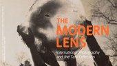 The Modern Lens website banner