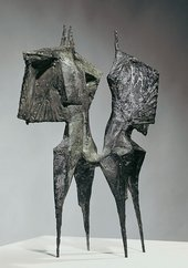Lynn Chadwick Winged Figures 1955