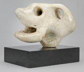 Henry Moore Animal Head 1951