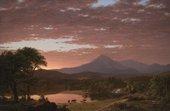Frederic Edwin Church Mount Ktaadn