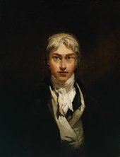 JMW Turner - Self Portrait c.1799