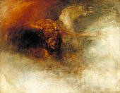 J.M.W. Turner, Death on a Pale Horse (?) c.1825–30