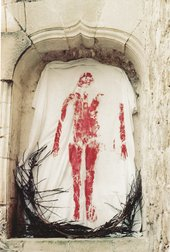 Ana Mendieta Untitled (Silueta Series, Mexico) 1976