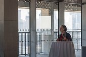 Welcome speech by Pip Laurenson, Viewing Terrace, Tate Modern, 14 June 2017