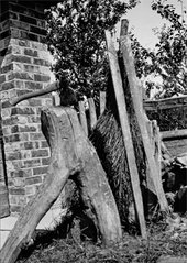 Paul Nash Study of Wood and Besom 1930