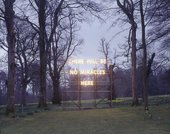 Nathan Coley There Will Be No Miracles Here 2006