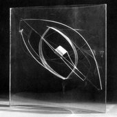 Naum Gabo Construction on a Line 1937
