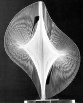 Naum Gabo Linear Construction in Space No.2 (conceived 1949, this version executed 1959–60)