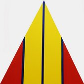 Barnett Newman, Chartres 1969