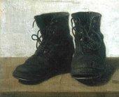 William Nicholson Miss Jekyll's Gardening Boots  1920