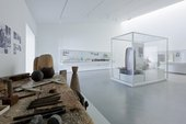 Barbara Hepworth Installation view, The Hepworth Wakefield two