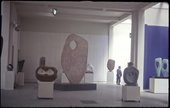 Barbara Hepworth Installation view, The Hepworth Wakefield four