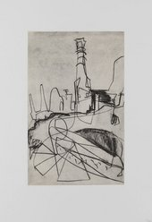Peter Lanyon 'Levant Mine Ruins' 2010
