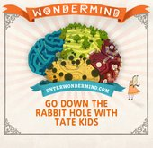 Alice in Wondermind - Go down the rabbit hole with Tate Kids