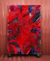 Chris Ofili Mono Rojo,1999–2002