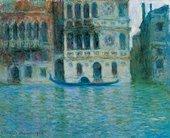 Claude Monet  The Palazzo Dario 1908