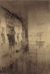J.M. Whistler  Nocturne Palaces