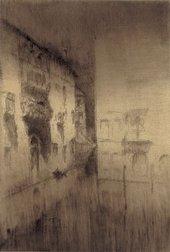 J.M. Whistler  Nocturne Palaces