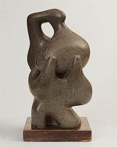Henry Moore Composition 1931