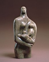 Henry Moore Mother and Child, 1931
