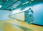 Olafur Eliasson Kaleidoscope 2001 Installation view at ZKM, Karlsruhe
