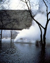 Olafur Eliasson Your Natural Denudation Inverted 1999