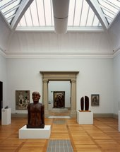One of the ten new galleries in Tate Britain opened in 2013