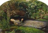 John Everett Millais, Ophelia