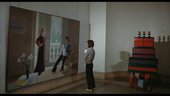 Jack Hazan A Bigger Splash Still, Ossie Clark with his painting