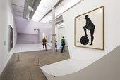 Claude Parent La colline de l'art  2014 Installation