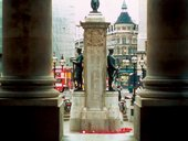 Patrick Keiller View from Royal Exchange Portico in London 1994