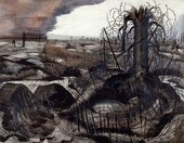 Paul Nash Wire 1918–19