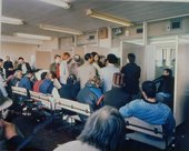Paul Graham Queue, Paddington DHSS West London 1985