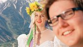 Romain Mader  Ekaterina: Mariage à Loèche-les-Bains (Marriage in Leukerbad)