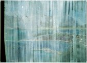 Peter Doig Black Curtain Towards Monkey Island 2004