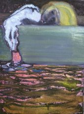Peter Doig Friday 13th