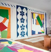 Lydia Delectorskaya, Hôtel Régina, Nice, c. 1953 Courtesy Henri Matisse Archives
