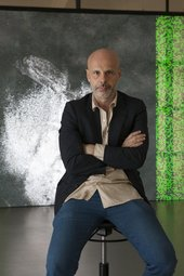 Portrait of Philippe Parreno