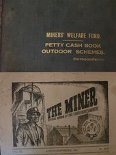 Cover illustration from The Miner magazine 1947