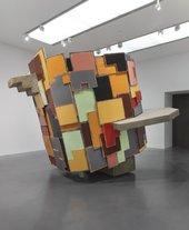 Phyllida Barlow, untitled: upturnedhouse, 2, 2012