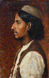 Rudolf Swoboda Muhammad Hussain 1886