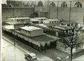 Prototype prefabricated houses on the corner of Bulinga Street and John Islip Street in the 1940s