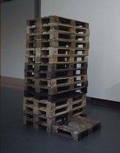 Peter Fischli, David Weiss  Untitled (Pallets)