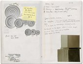 Rachel Whiteread Sketchbook featuring Untitled Vienna 1996