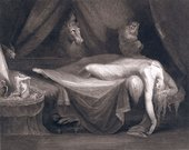 William Raddon after Henry Fuseli The Nightmare