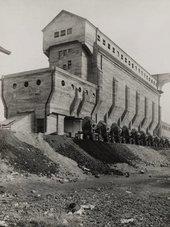 Albert Renger-Patzsch, Hörder Verein - Coal Mixing Plant (Dortmund) before 1929